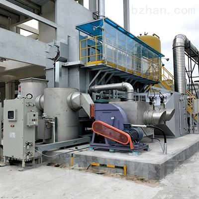 RCO-n-300蓄热式废气催化工艺焚烧装置RCO