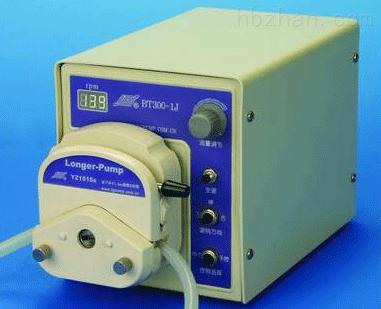 北京直销蠕动泵BT300-1J型使用原理