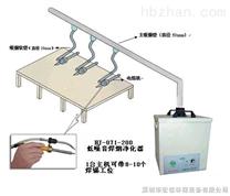 HJ-071-200焊烟净化器操作实例图