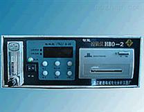 智能测氧仪,生产HBO-2型带流量计智能测氧仪