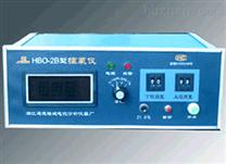 数字式控氧仪,生产HBO-2B数字式控氧仪,上海数字式控氧仪厂家