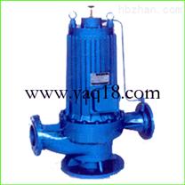 SQ-PBG系列管道屏蔽泵