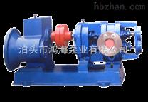 LCX高粘度罗茨泵外形安装尺寸