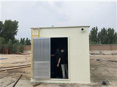 WSZ湖南岳阳屠宰厂污水处理设备案例