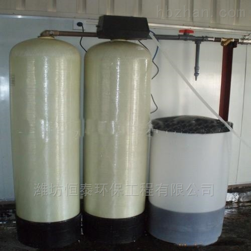 广州市软水过滤器的简述