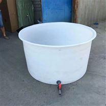 800L鱼菜共生圆桶腌制桶耐酸桶食品水桶