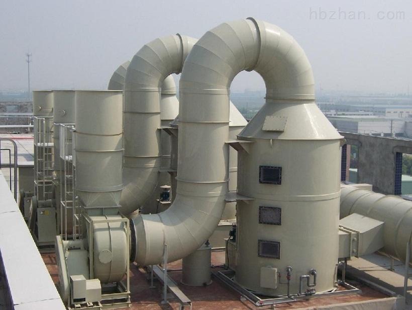 PP喷淋塔设备