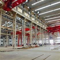 皓隆环境专业生产工业空调低矮空间采暖机组