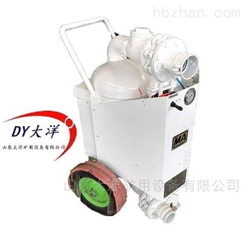 立式气动矿用清淤排污泵