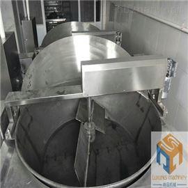 SPYZ-1200推荐一台豆泡专用电加热油炸锅