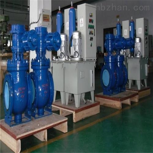水电站型液控缓闭球阀