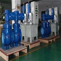 HBQ740Y水电站型液控缓闭球阀