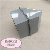 边墙送风机WSP-250/400E4玻璃钢风机