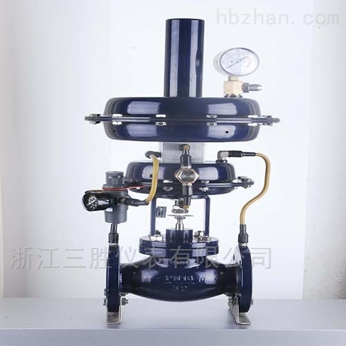 反应釜微压氮封阀