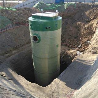 XYTBZ-200工业用水一体化提升泵站