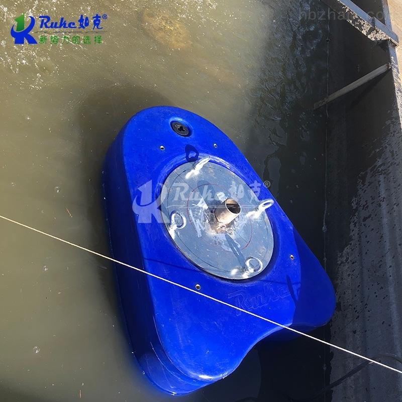 提水式喷泉曝气机