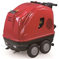 捷恩品牌柴油加热电动高温热水高压清洗机