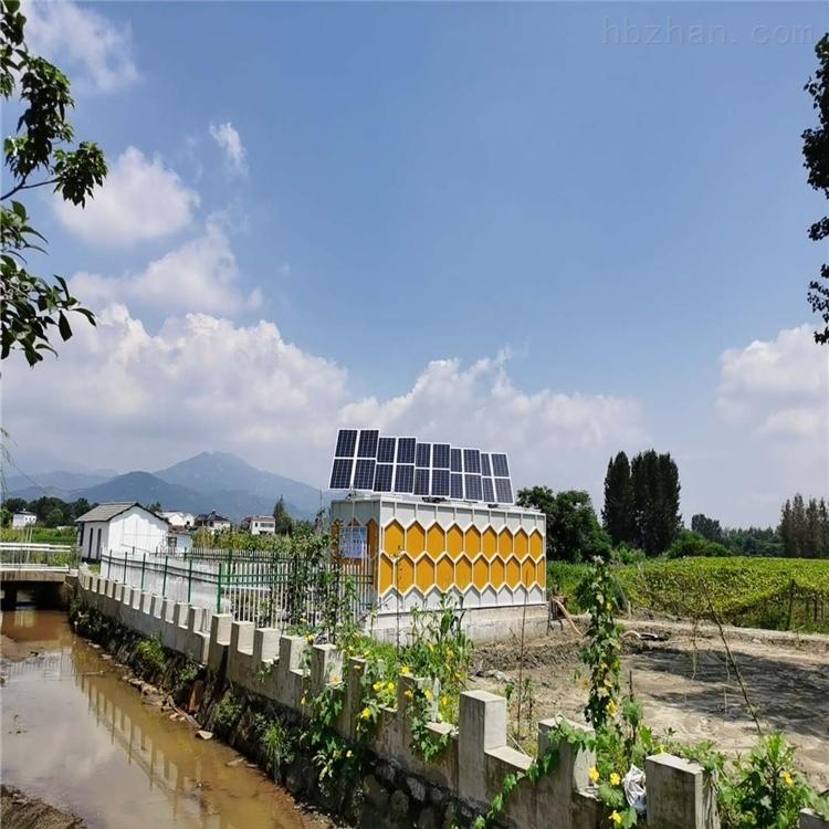 太陽能汙水處理廠家供應