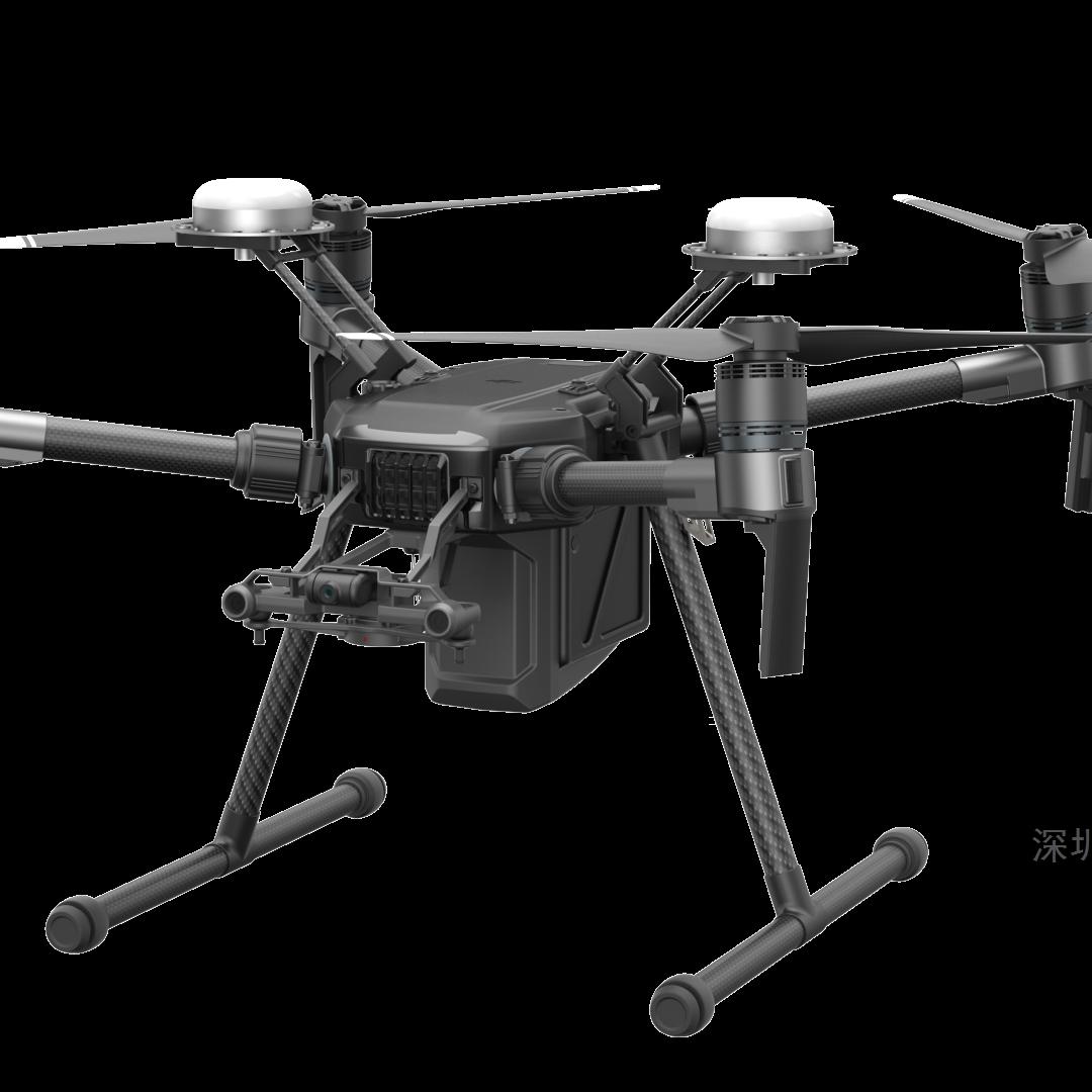 大疆M300 无人机可同时支持3个有效负载