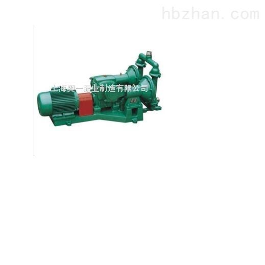 DBY电动隔膜泵选型