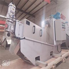 301屠宰废水叠螺式污泥脱水机 叠螺压滤机