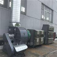 热处理油雾净化设备