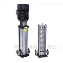 沁泉 CDL/CDLF立式多级不锈钢冲压泵
