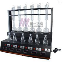 自动智能蒸馏仪CYZL-6Y氨氮蒸馏装置