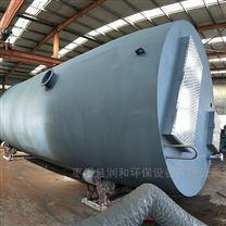 不銹鋼一體化預制泵站生產廠家