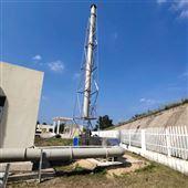 5000风量垃圾焚烧站污水站废气除臭系统