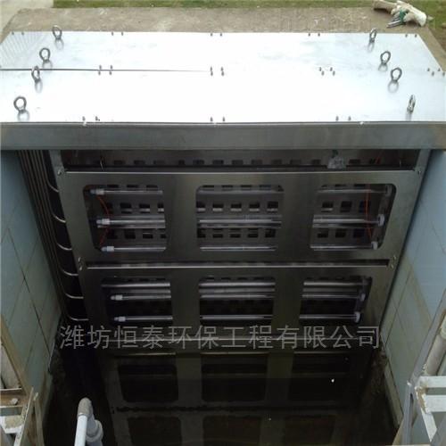 温州市明渠式紫外线消毒器