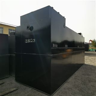 XYTDM-500陇南一体化屠宰污水处理