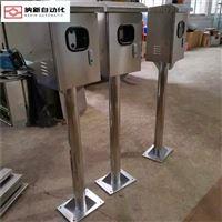 南京纳新订做不锈钢防雨柜/立柱柜