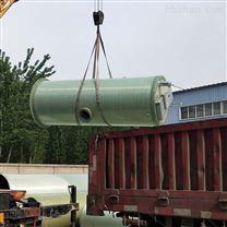 一体化提升污水泵站麻扎