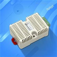 温湿度传感器modbus变送器卡轨工业级485