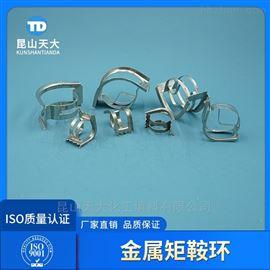 海水脱硫不锈钢矩鞍环填料