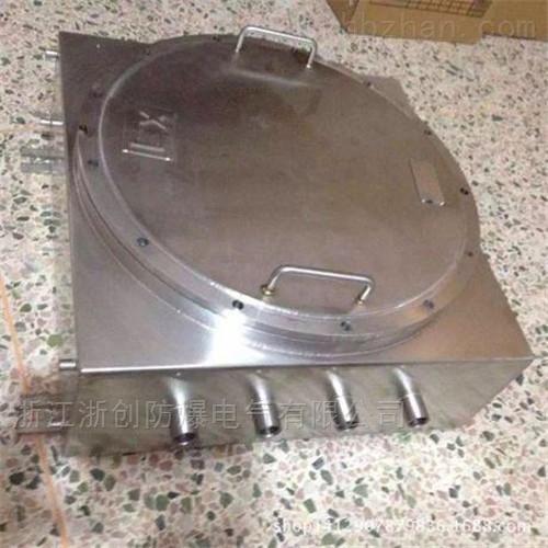 酒厂不锈钢防爆接线箱