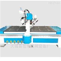 板式家具生产线自动上下料四工序开料机