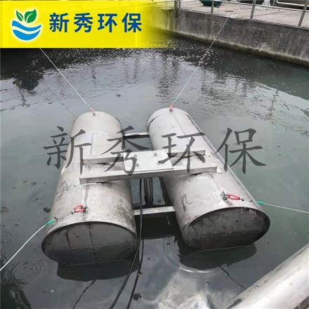 立式混合 搅拌机 推流型潜水搅拌器厂家供货