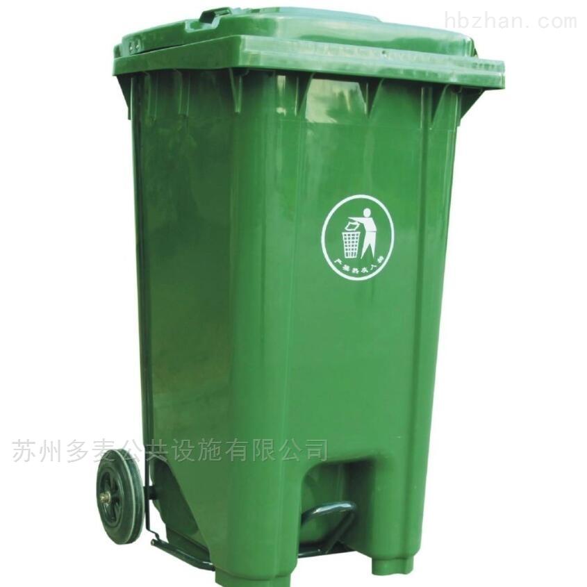 塑料垃圾桶生产商