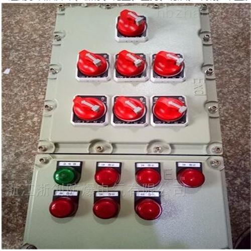 2.2kw油泵防爆控製箱