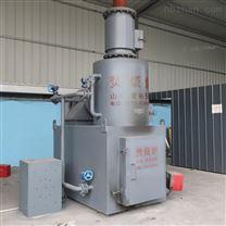 工業油漆渣固廢焚燒爐 無煙無味達標排放
