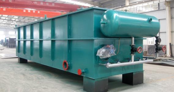 黄山溶气气浮机