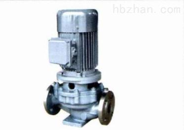 GB型管道式離心泵