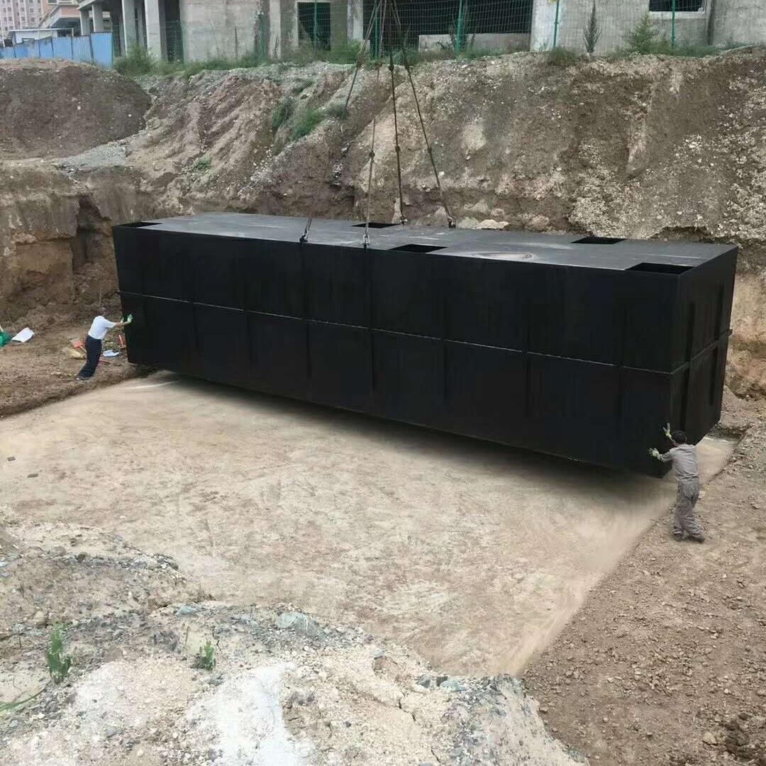 日处理10吨地埋医院污水处理设备