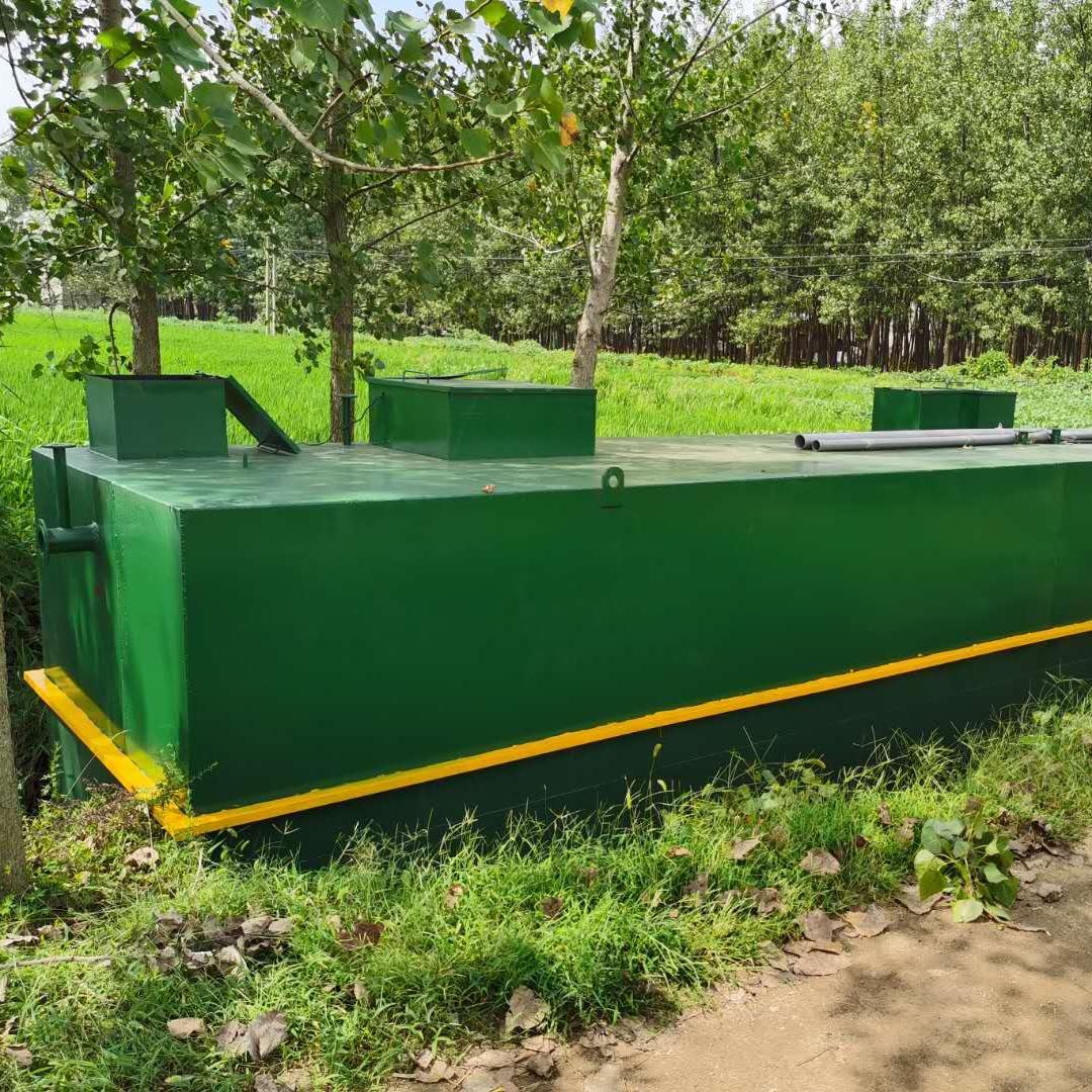 峻清WSZ-AO农村改造污水处理成套设备招代理