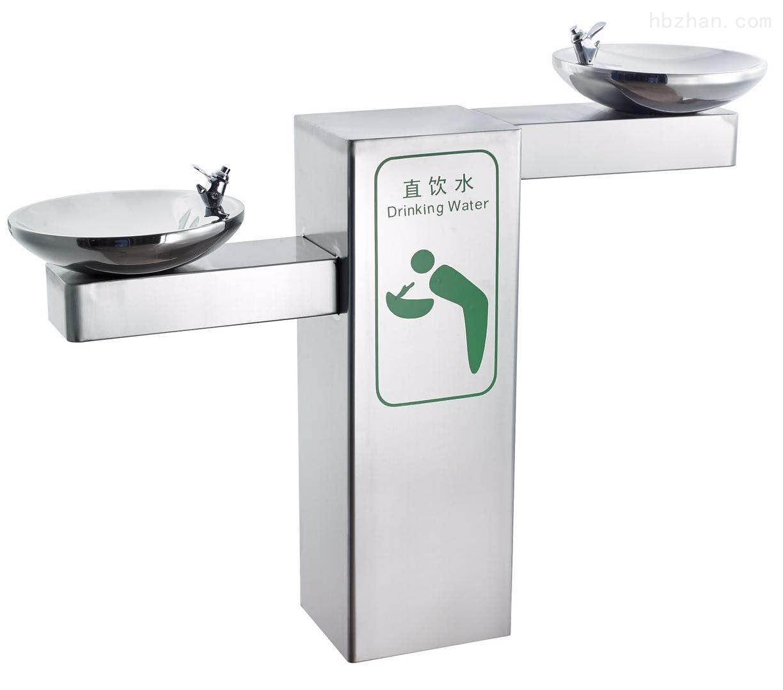两盘广场饮水台