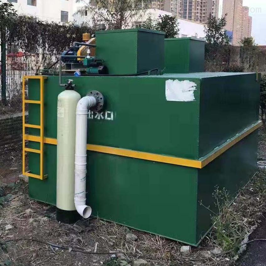 内蒙鄂尔多斯小区一体化污水处理设备