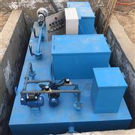 内蒙包头一体化污水处理小区设备