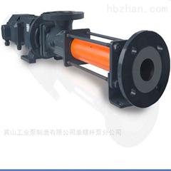 污水处理单螺杆泵价格